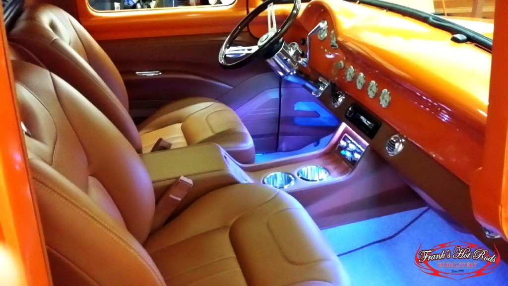 1956 ford custom truck interior frank 39 s hot rods upholstery. Black Bedroom Furniture Sets. Home Design Ideas