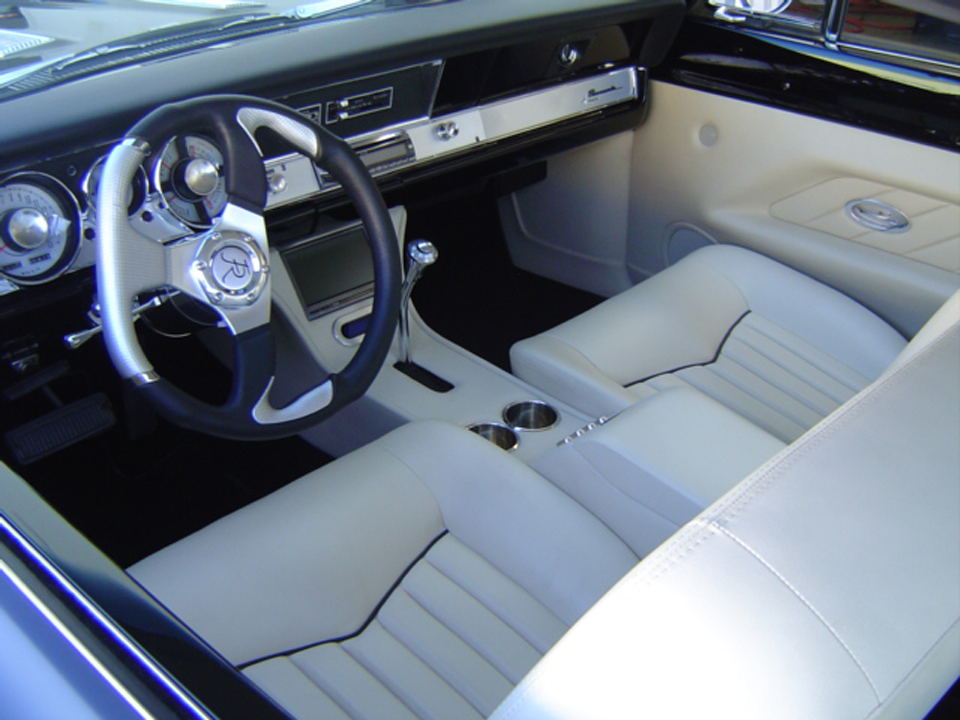 Barracuda Custom Interior
