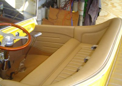 Ford-T-Bucket-Finished-Interior-Leather-Bench