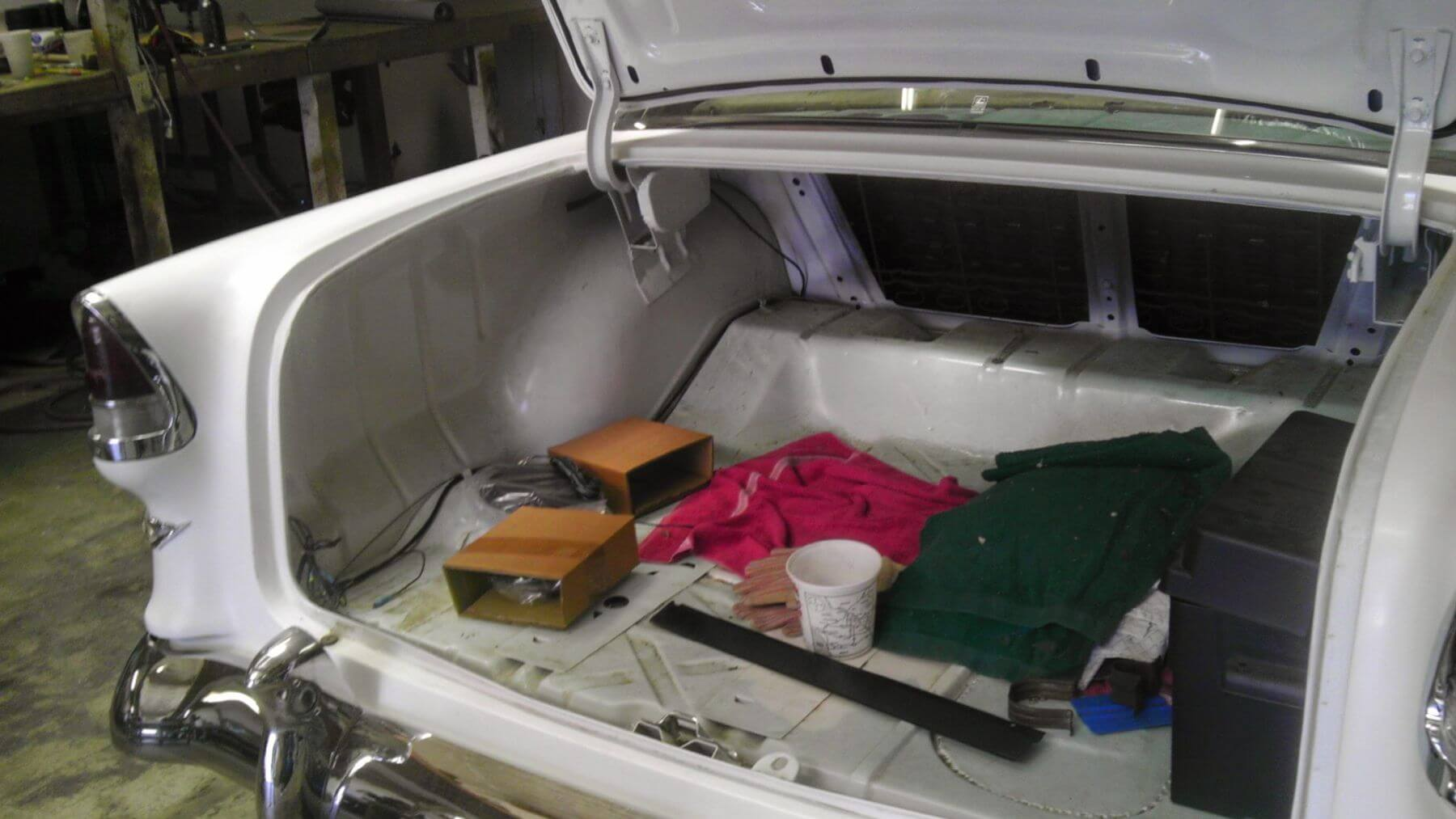 55 Chevy Interior Kits/about Us | Autos Post