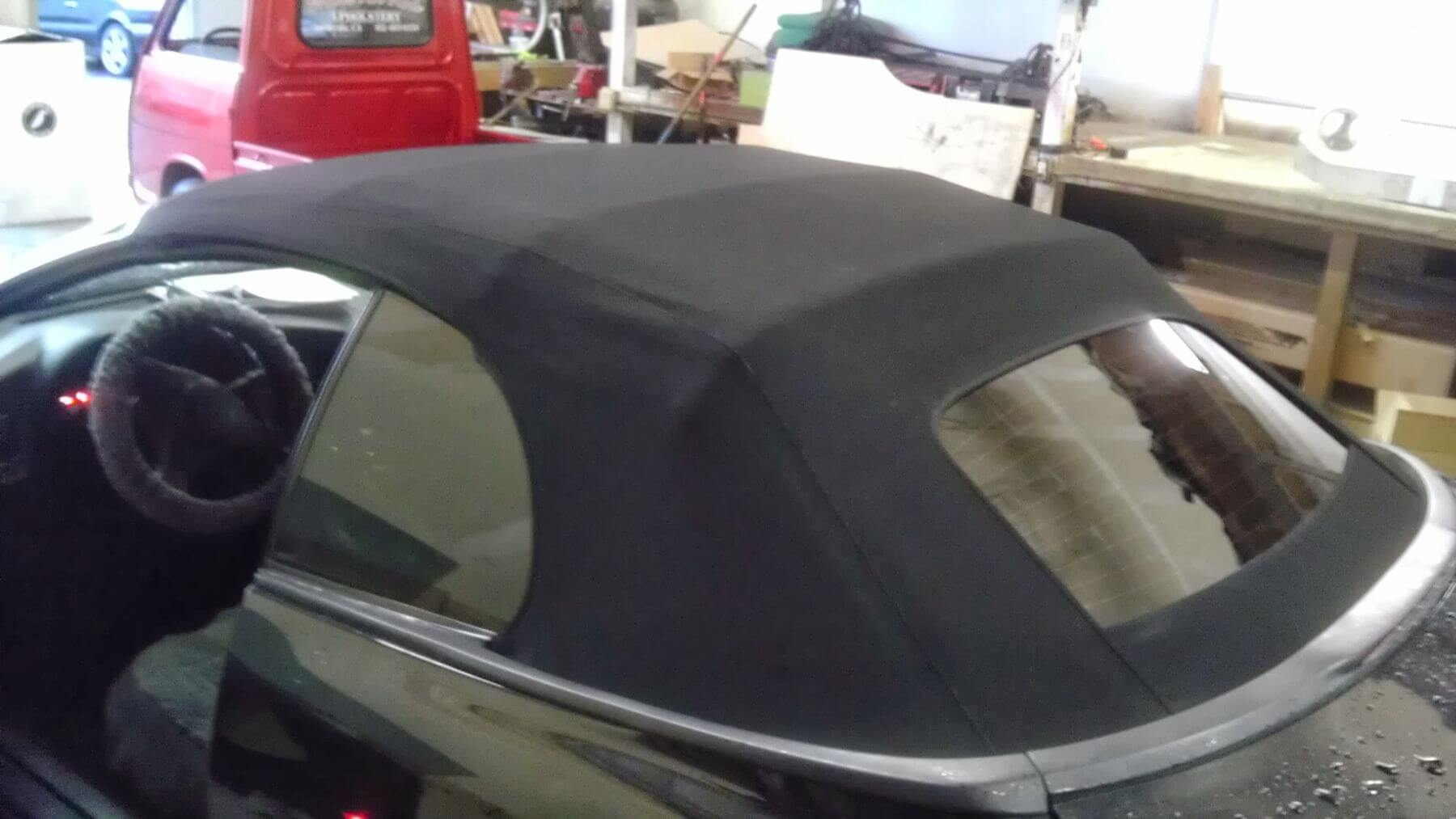 Convertible Top Replacement Repair